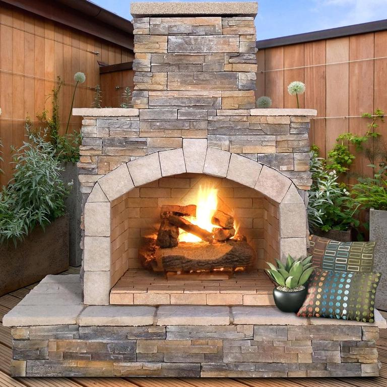 Image of: Outdoor Fireplace Grill Grates