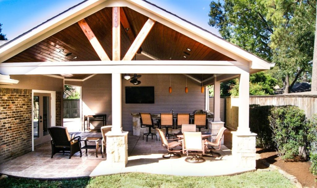 Image of: Outdoor Kitchens In Katy Texas