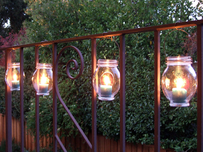 Image of: Outdoor Porch Lights DIY