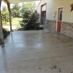 Painting Concrete Porch Unique