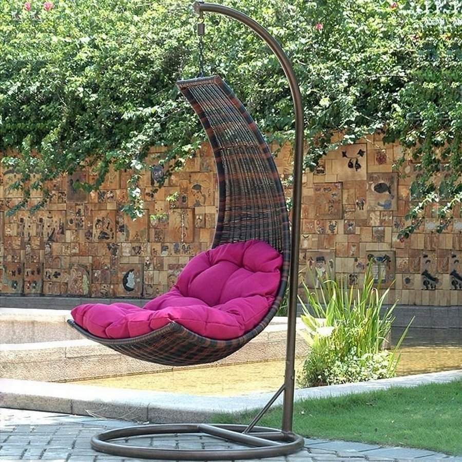 Image of: Perfect Hanging Porch Chair