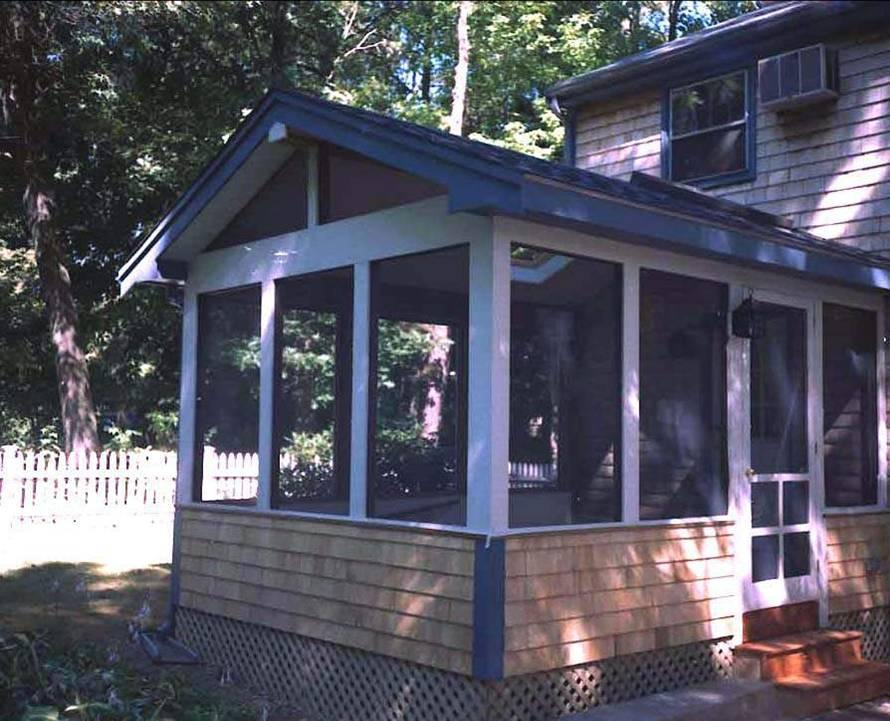 Image of: Popular Acrylic Panels For Screened Porch