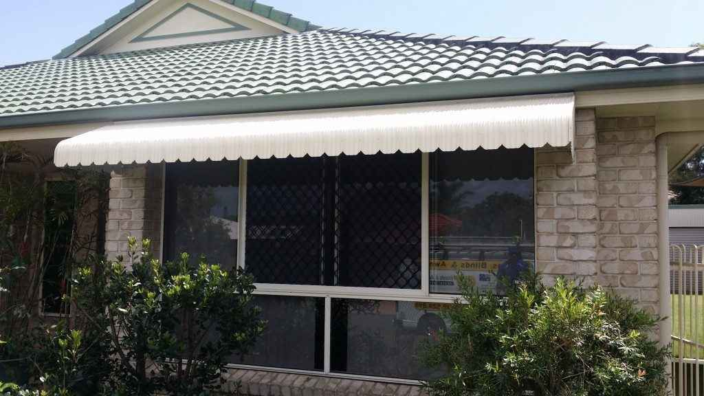 Image of: Popular Aluminum Porch Awnings