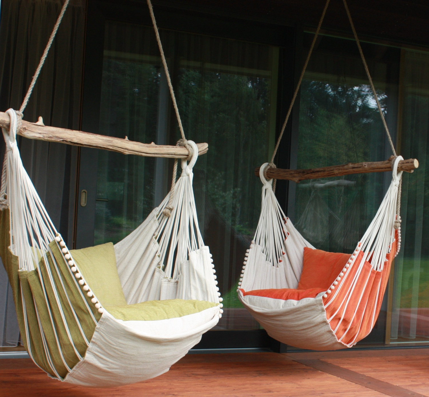 Image of: Popular Baby Porch Swing