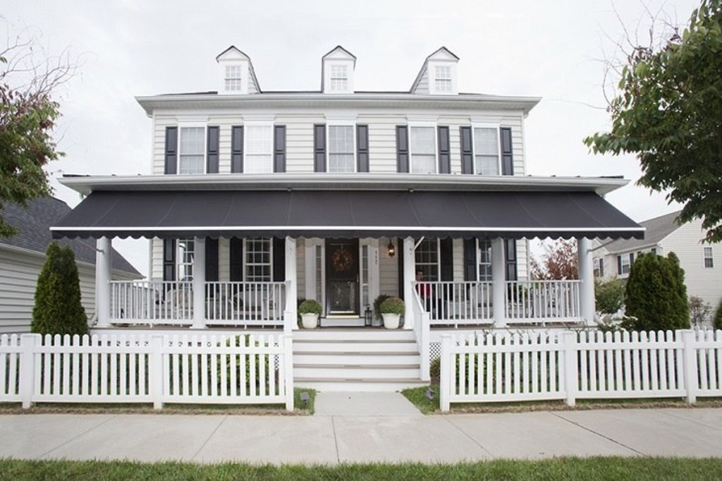 Image of: Porch Awnings For Sale