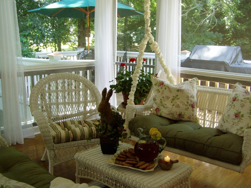Image of: Porch Decor Ideas Design