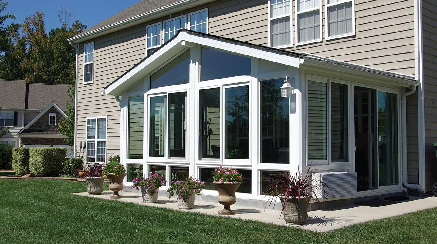 Image of: Porch Enclosures Glass