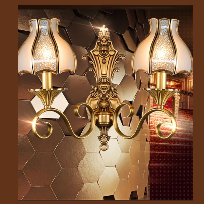 Image of: Sconce Copper Porch Light