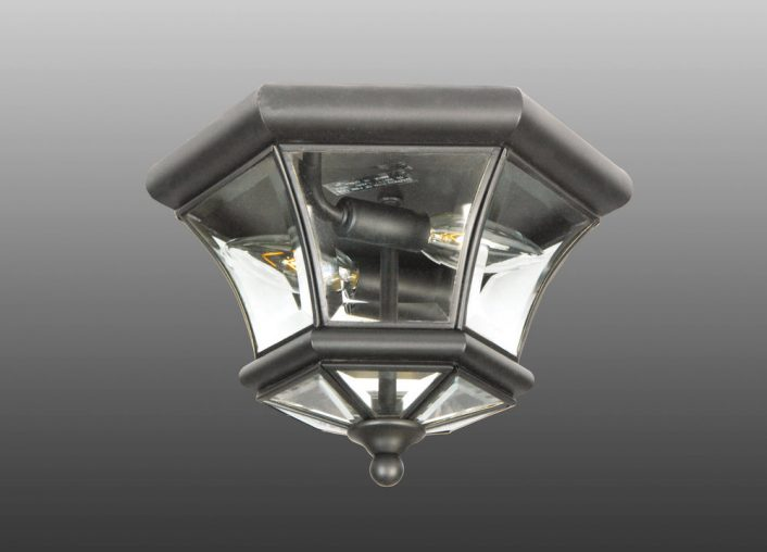 Small Flush Mount Porch Light