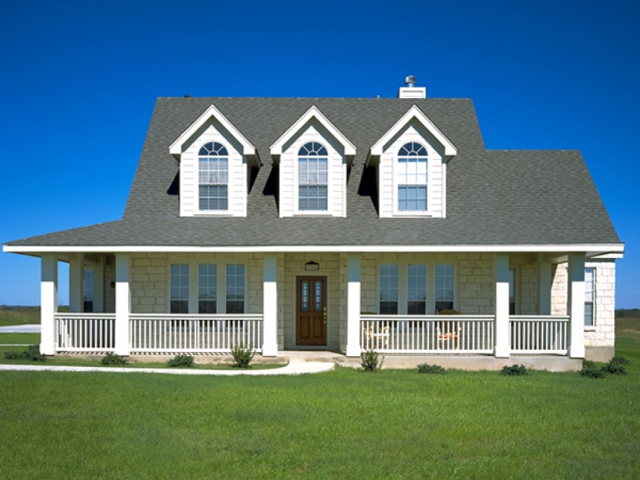 Image of: Small House Plans With Front Porches