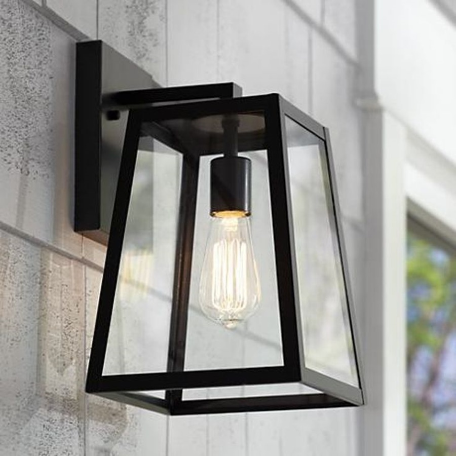 Image of: Stylish Lantern Porch Lights