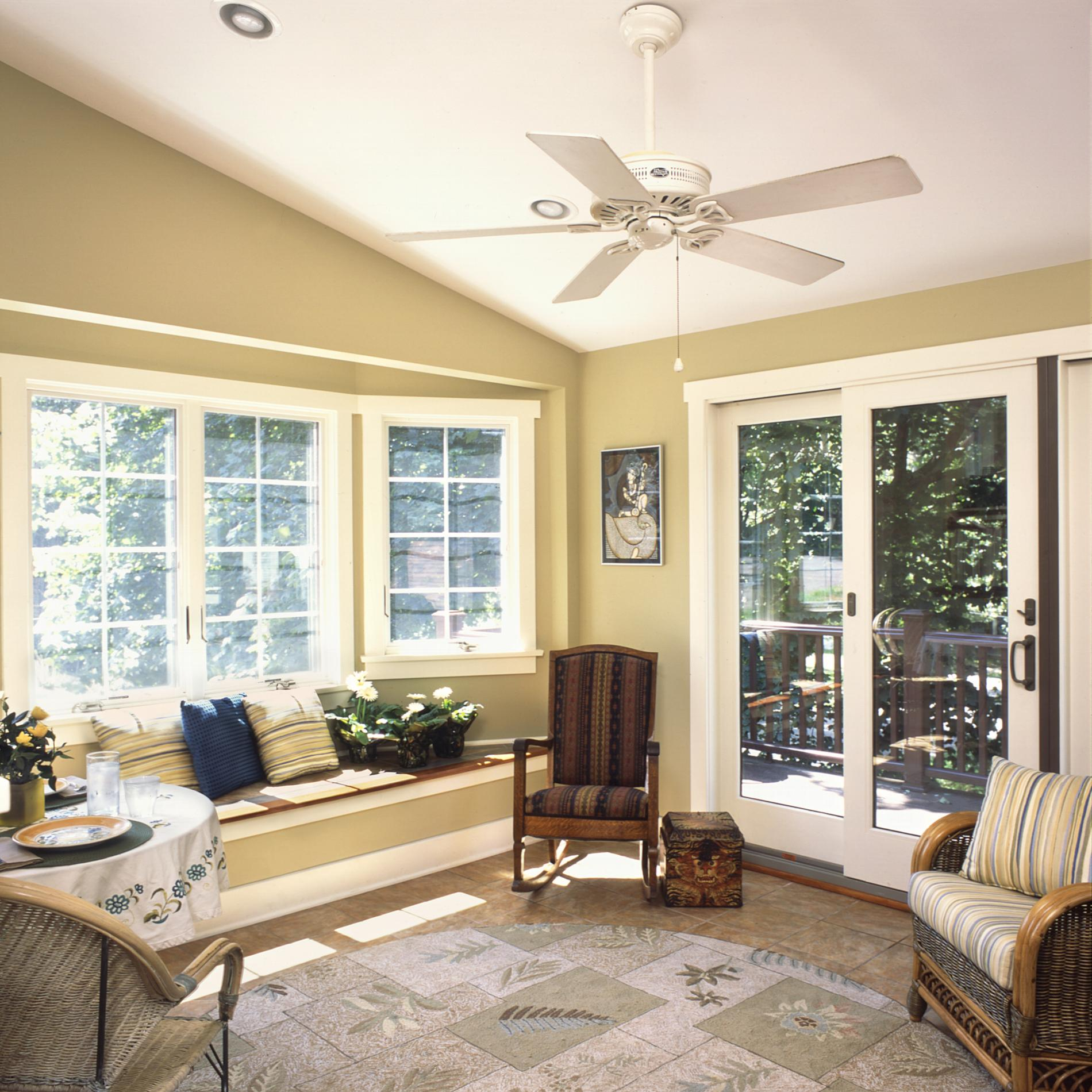 Image of: Sun Porch Windows Trends