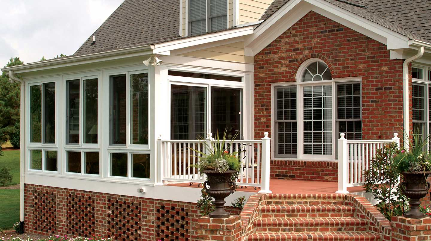 Image of: Sun Porch Windows Types