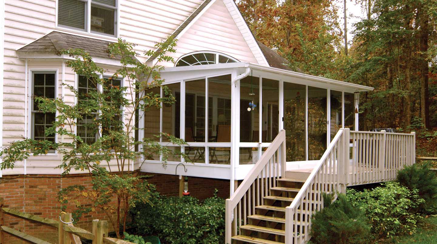 Image of: Three Season Porch Picture