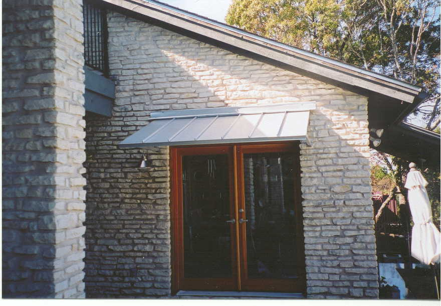 Image of: Top Aluminum Porch Awnings