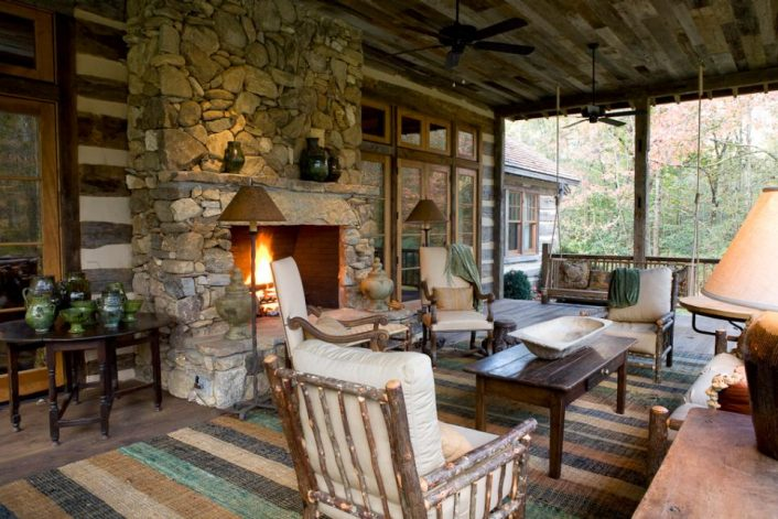 Top Covered Back Porch Ideas