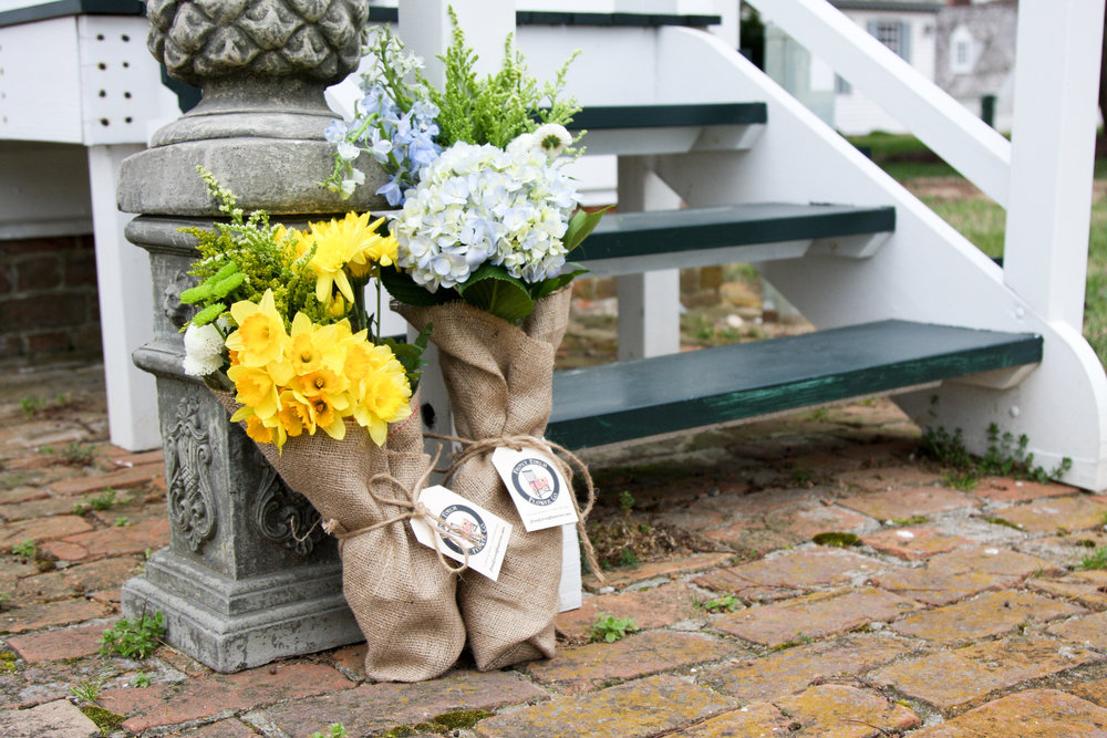 Image of: Top Front Porch Flowers