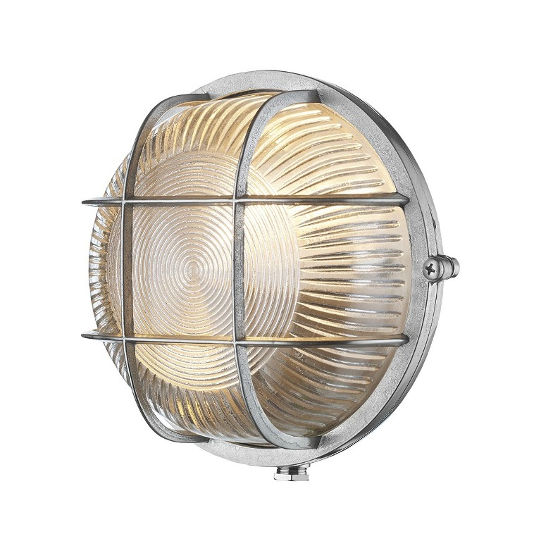 Toronto Round Exterior Wall Light