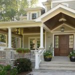 Traditional Front Porch Hanging Light