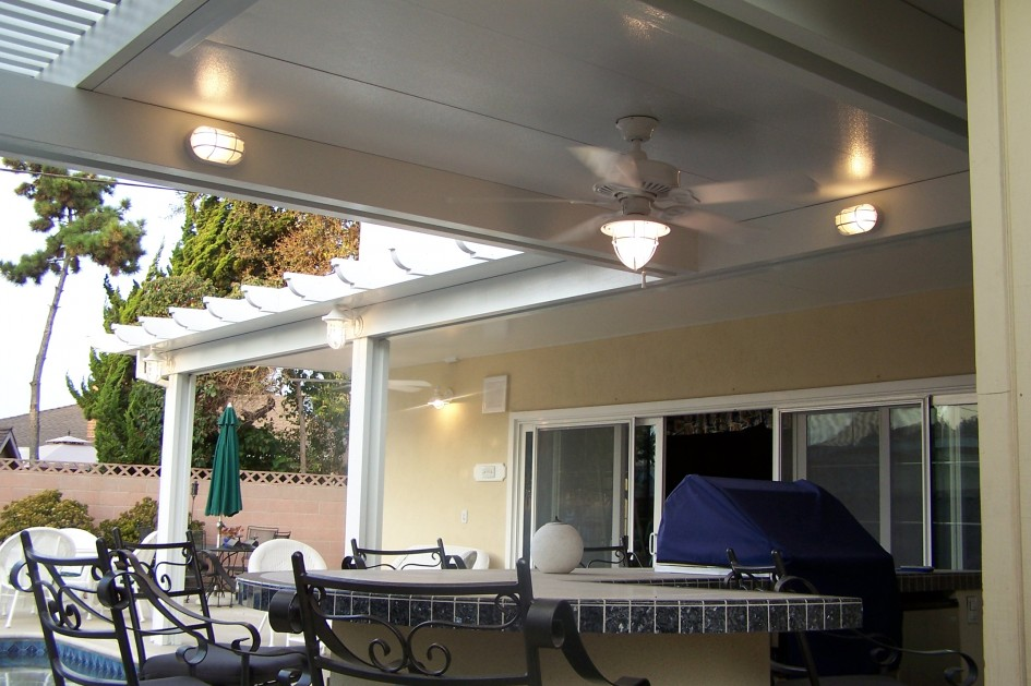 Image of: Unique Flush Mount Porch Light
