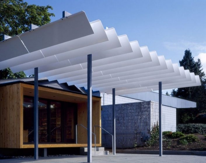 Used Aluminum Porch Awnings