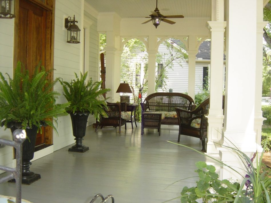 Vintage Front Porch Furniture Sets Ideas
