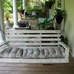 Vintage Front Porch Swings