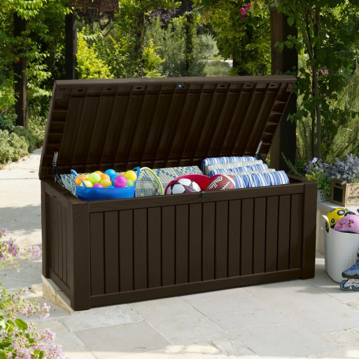 Bench Beautiful Garden Storage Bench Custom Made Custom Western For Outdoor Cushion Storage Bench Classic Outdoor Cushion Storage Bench