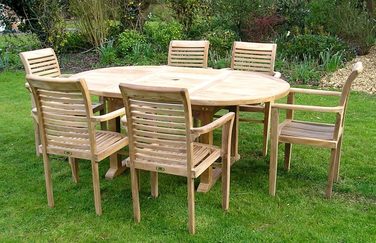 Image of: Benefits Of Teak Outdoor Furniture Carehomedecor Inside Modern Teak Outdoor Furniture How To Care Modern Teak Outdoor Furniture
