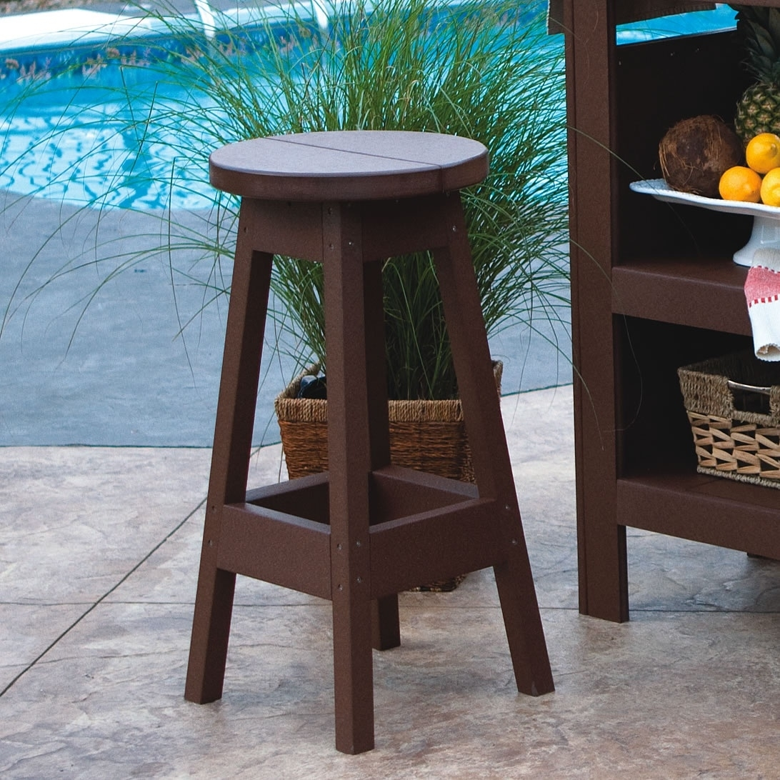 Image of: Berlin Gardens Bar Stool Outdoor Furniture