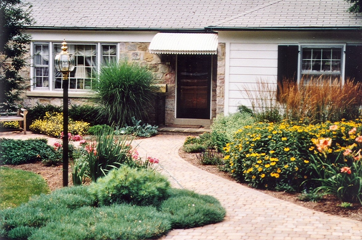 Image of: Curb Appeal Archives Garden Design Inc Intended For Curb Appeal Landscaping Curb Appeal Landscaping Ideas