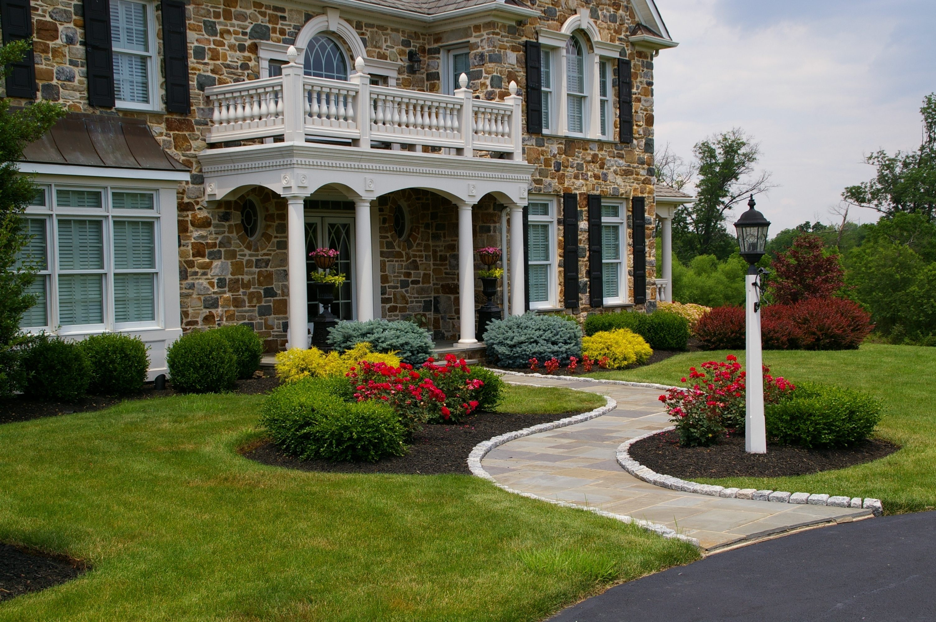 Image of: Curb Appeal Archives Garden Design Inc With Curb Appeal Landscaping Curb Appeal Landscaping Ideas