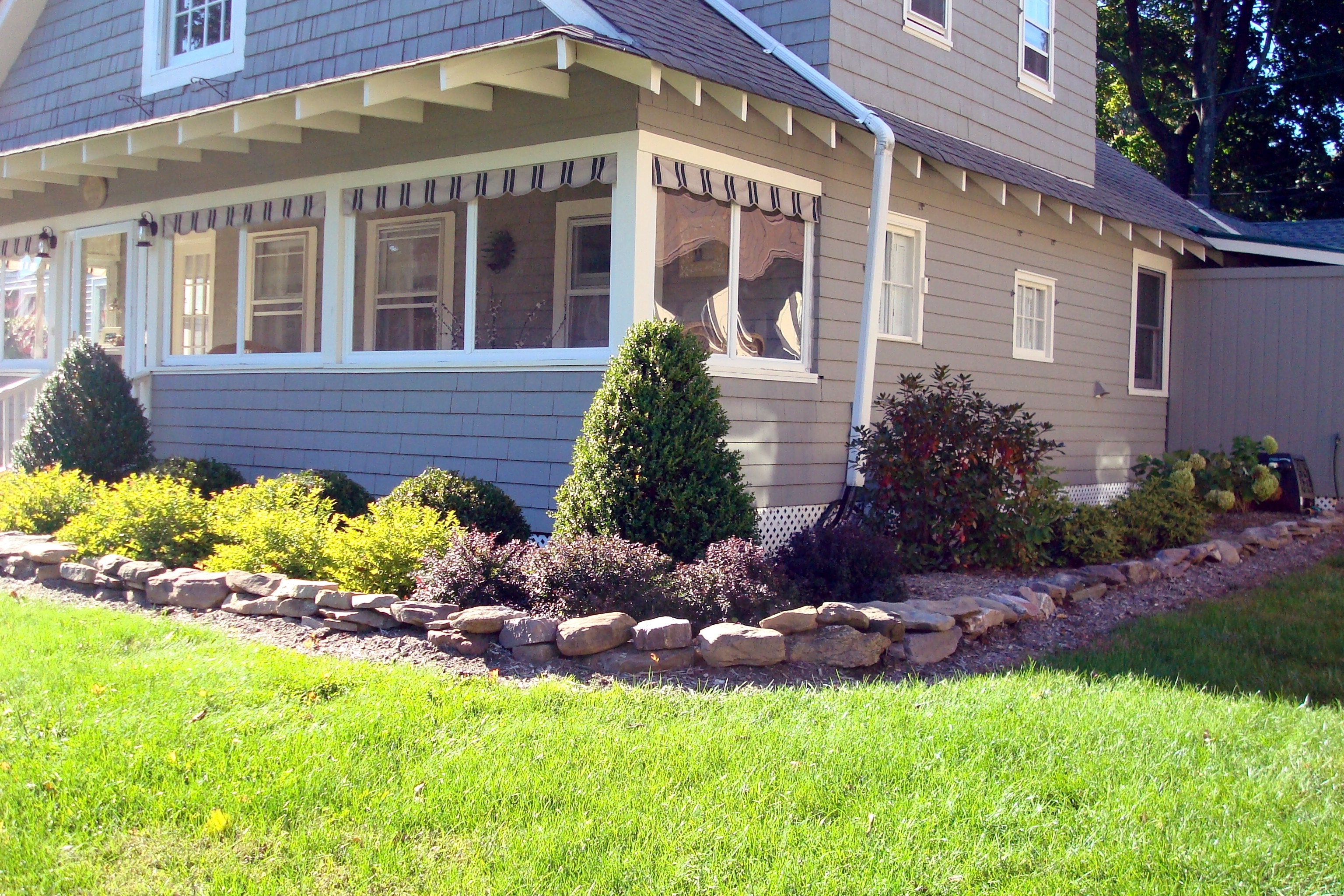 Image of: Curb Appeal Landscape Solutions Past Work Intended For Curb Appeal Landscaping Curb Appeal Landscaping Ideas