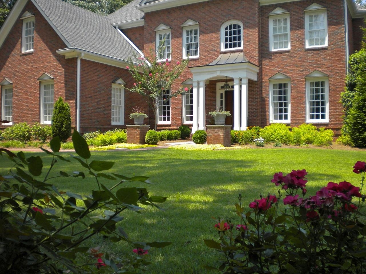 Curb Appeal Landscaping Hgtv Intended For Curb Appeal Landscaping Curb Appeal Landscaping Ideas