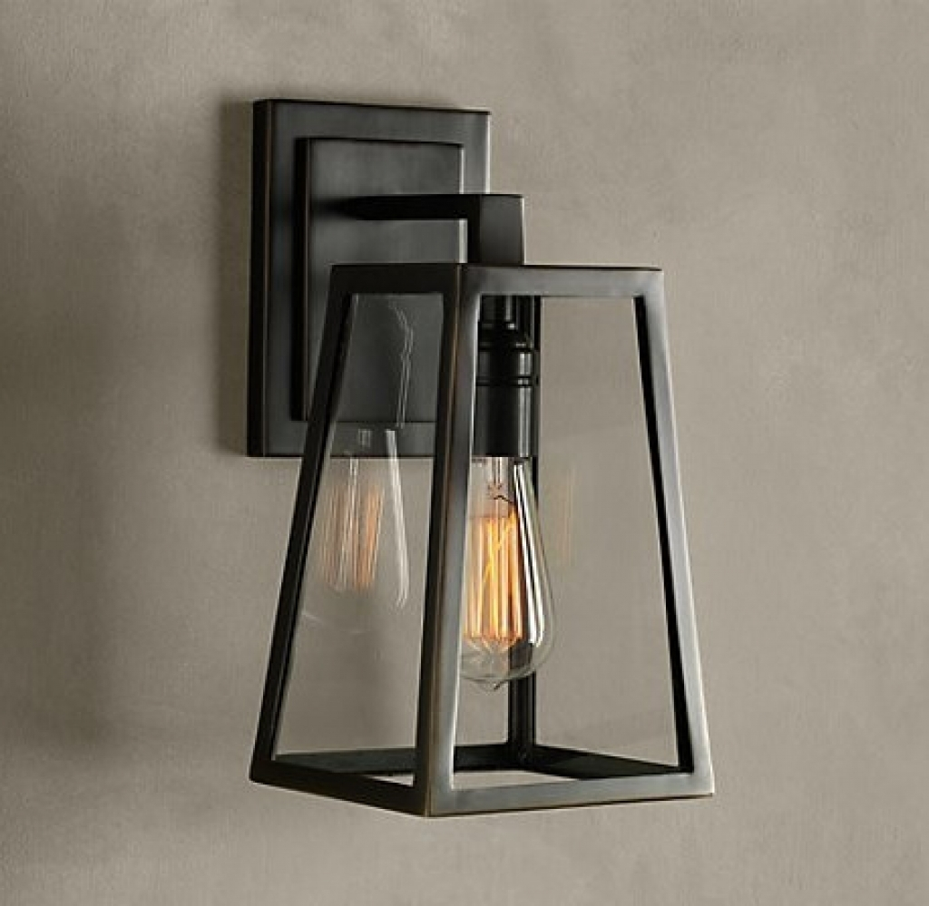 Image of: Filament Sconce Traditional Outdoor Wall Lights And Sconces Intended For Traditional Outdoor Wall Lights Traditional Outdoor Wall Lights