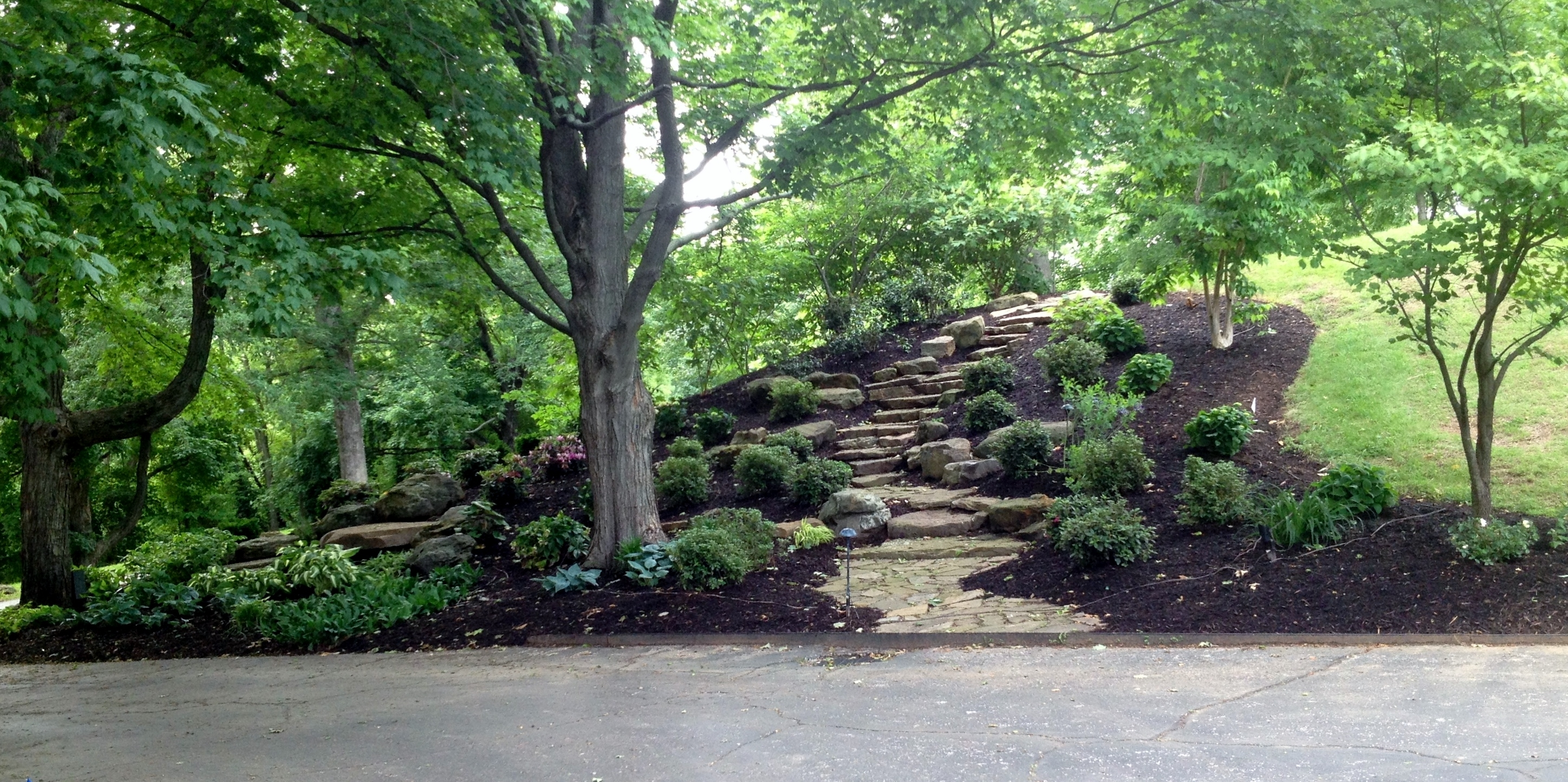 Image of: Fresh Hillside Landscaping Ideas 19139 Throughout Landscaping Ideas For Hills Wonderful Landscaping Ideas For Hills