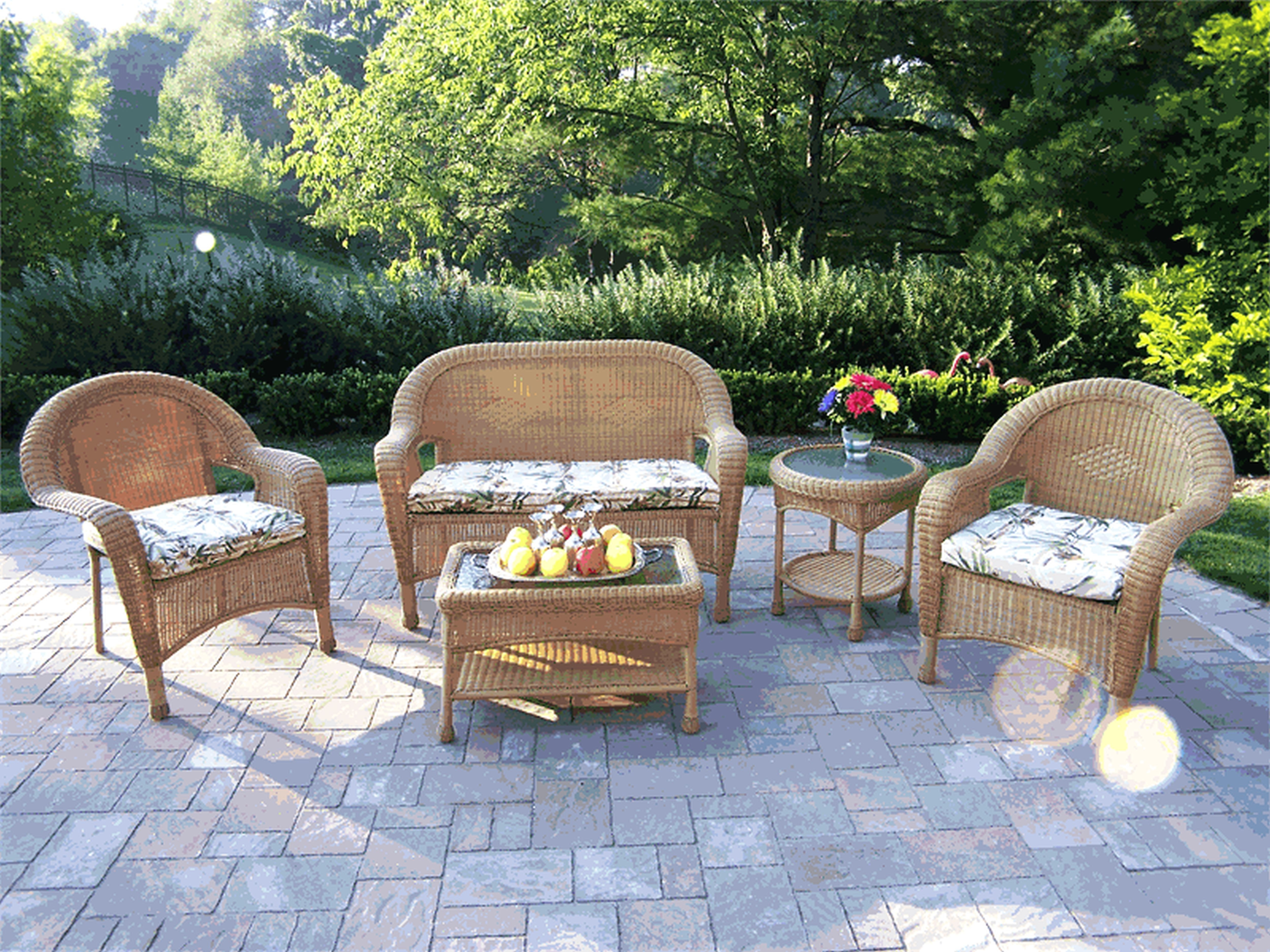 Furniture Interesting Wicker Chair Cushions For Inspiring Outdoor For Outdoor Wicker Furniture Cushions Warmth Outdoor Wicker Furniture Cushions