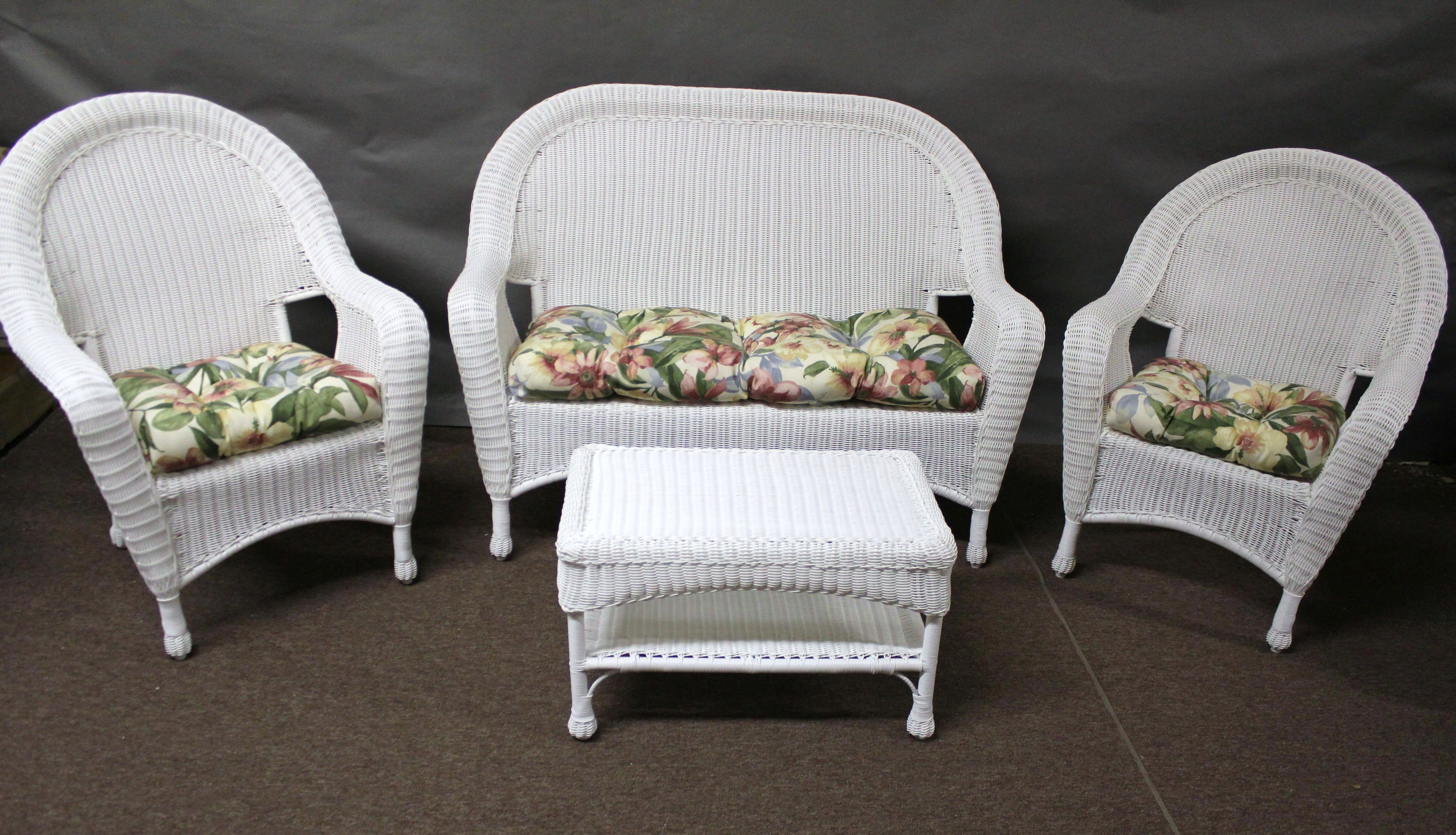 Furniture Interesting Wicker Chair Cushions For Inspiring Outdoor With Regard To Outdoor Wicker Furniture Cushions Warmth Outdoor Wicker Furniture Cushions