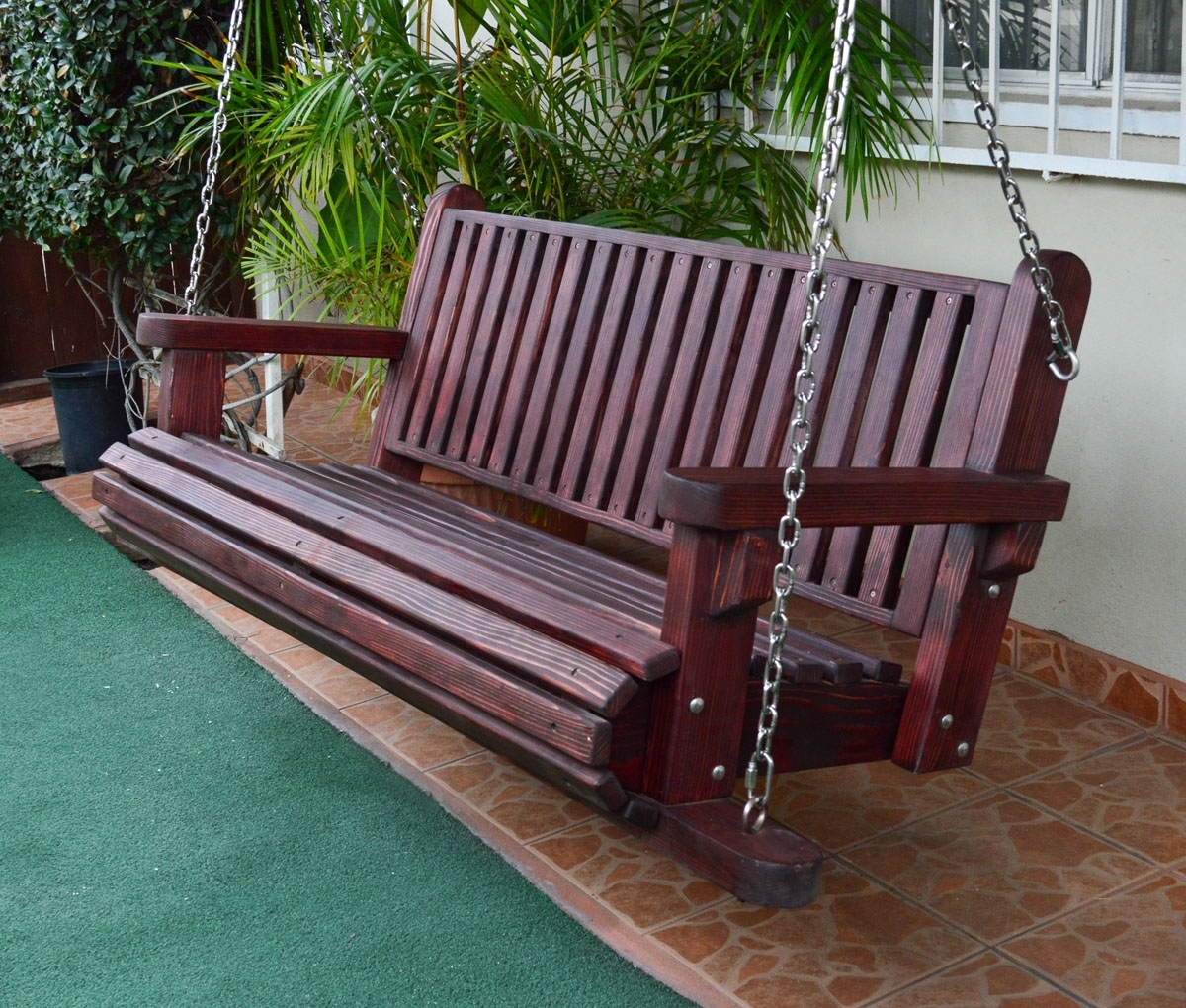 Image of: Garden Bench Swings Seat Only Built To Last Decades Forever With Regard To Wooden Garden Swing Seats Outdoor Furniture Fun Wooden Garden Swing Seats Outdoor Furniture
