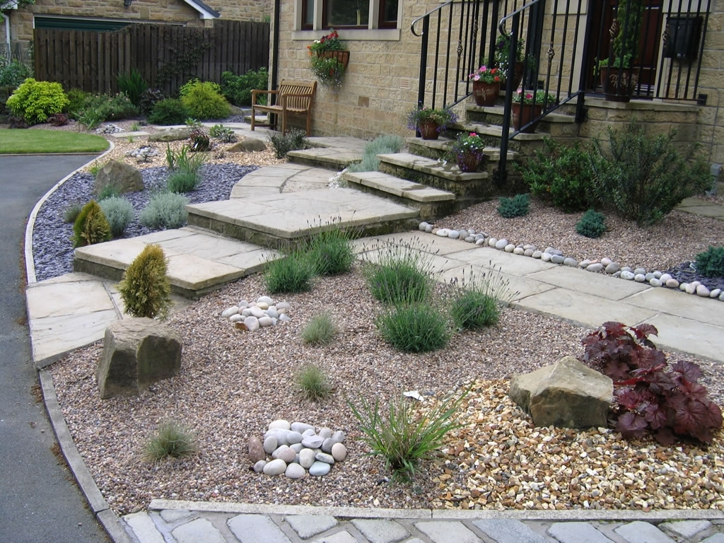 Image of: Garden Gravel 3 10 From 2 Votes Garden Gravel 5 10 From 44 Votes Intended For Gravel Landscaping Ideas Gravel Landscaping Ideas Fresh