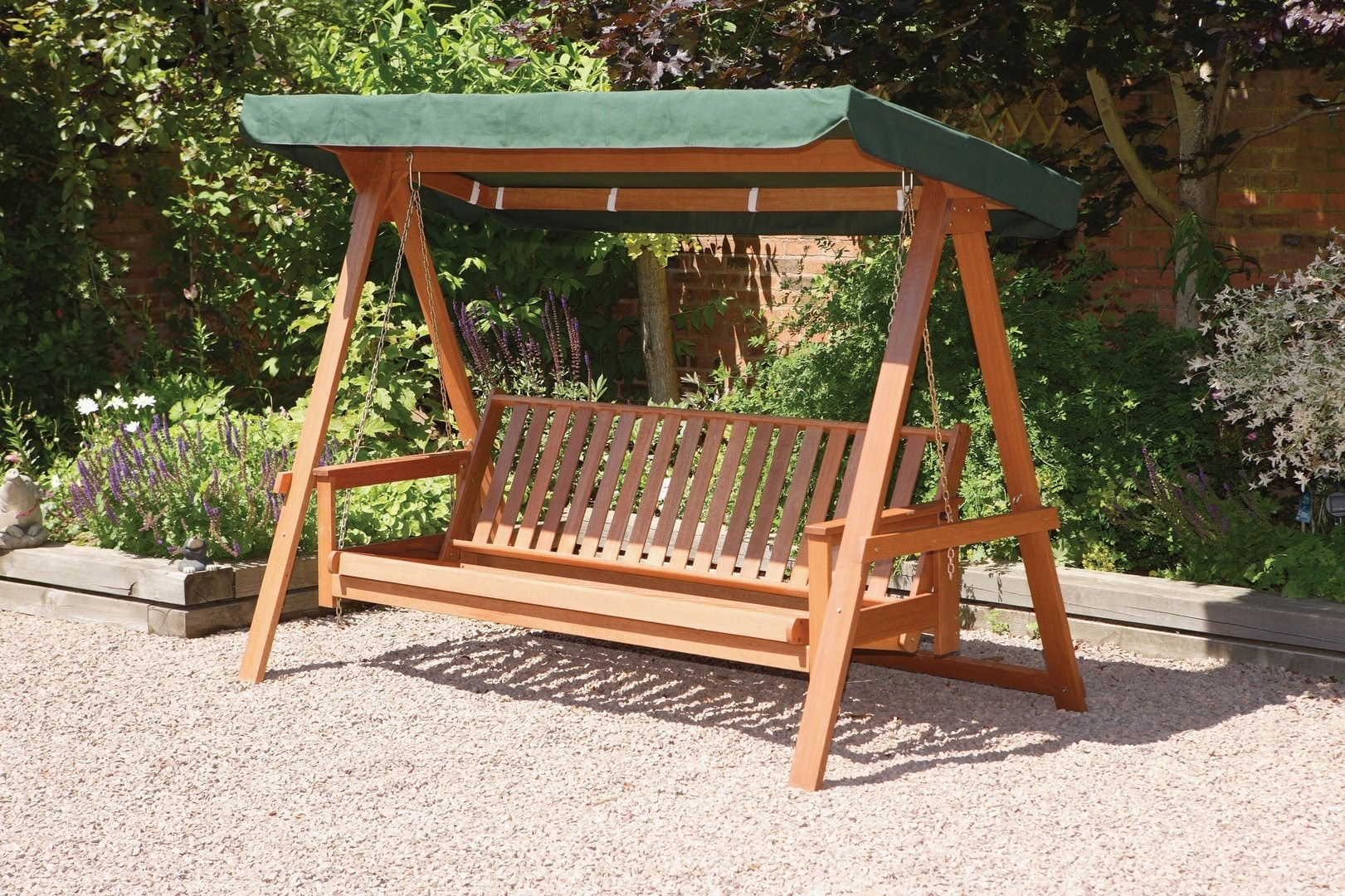 Image of: Garden Swing Chair Garden Swing Chair Accessories Youtube Throughout Wooden Garden Swing Seats Outdoor Furniture Fun Wooden Garden Swing Seats Outdoor Furniture