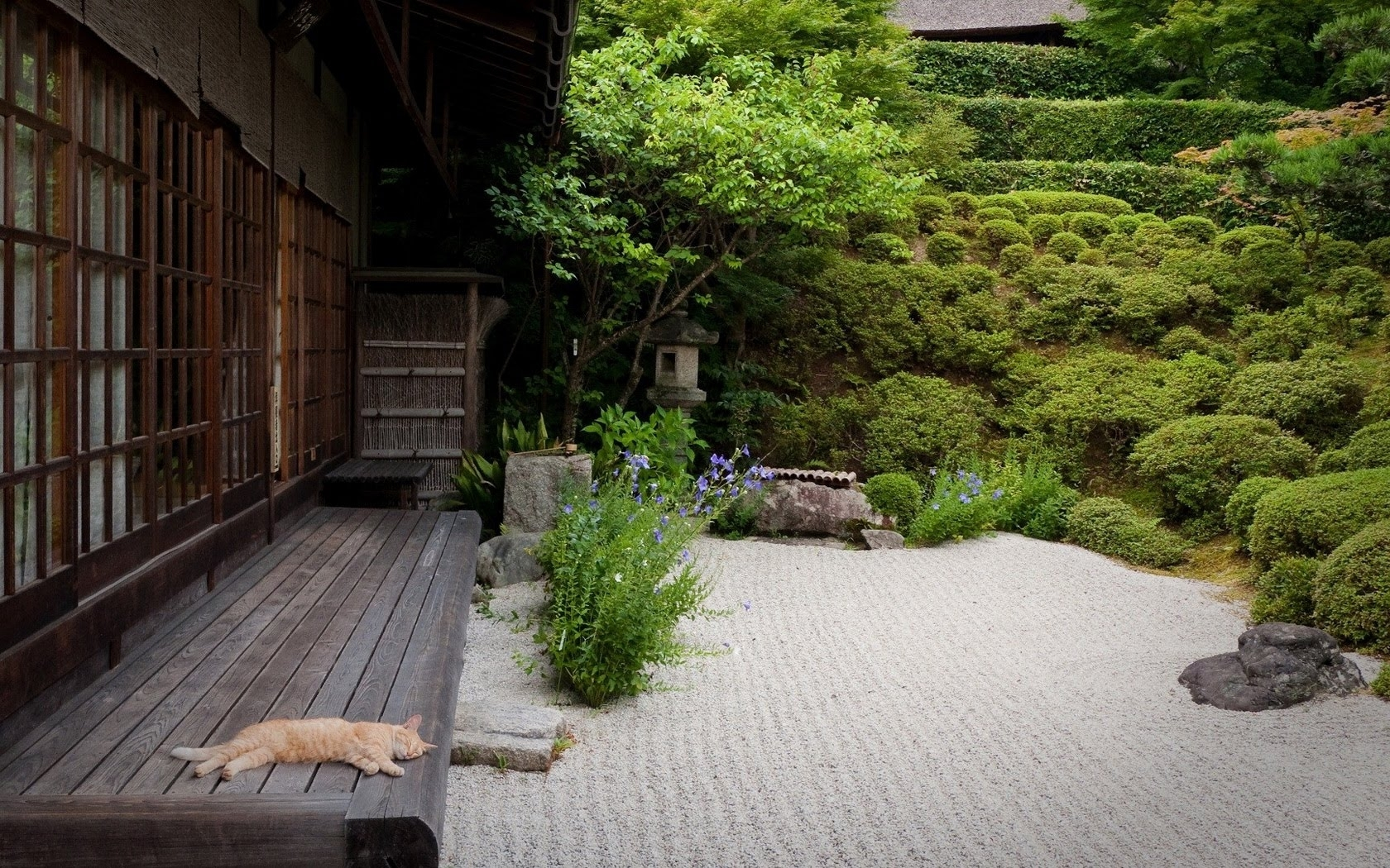 Image of: Japanese Garden Ideas For Landscaping Youtube Within Japanese Landscaping Frehsness Japanese Landscaping Garden At Home