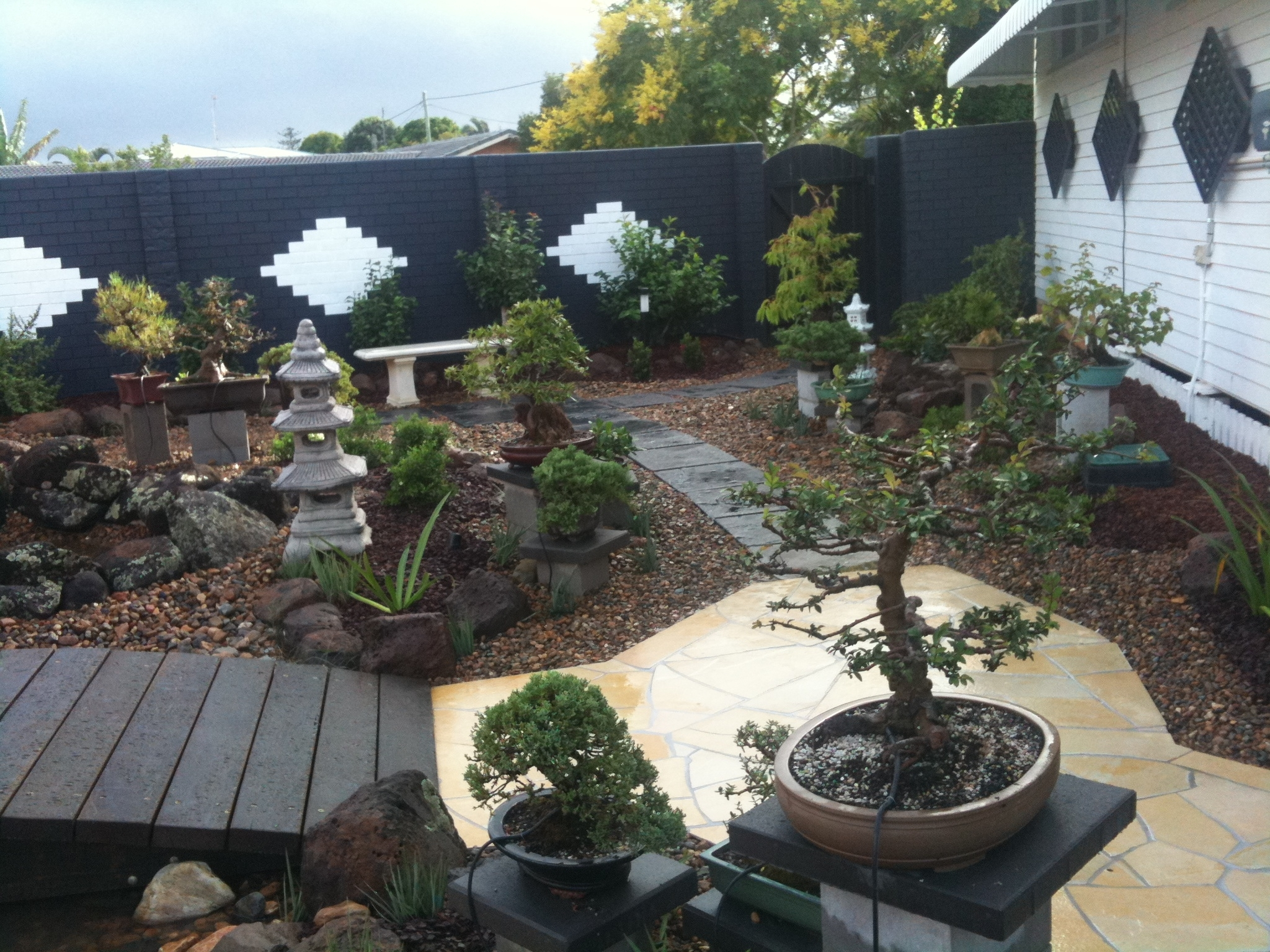 Image of: Japanese Gardens In Bundaberg Landscaping Lifestyle Solutions Intended For Japanese Landscaping Frehsness Japanese Landscaping Garden At Home