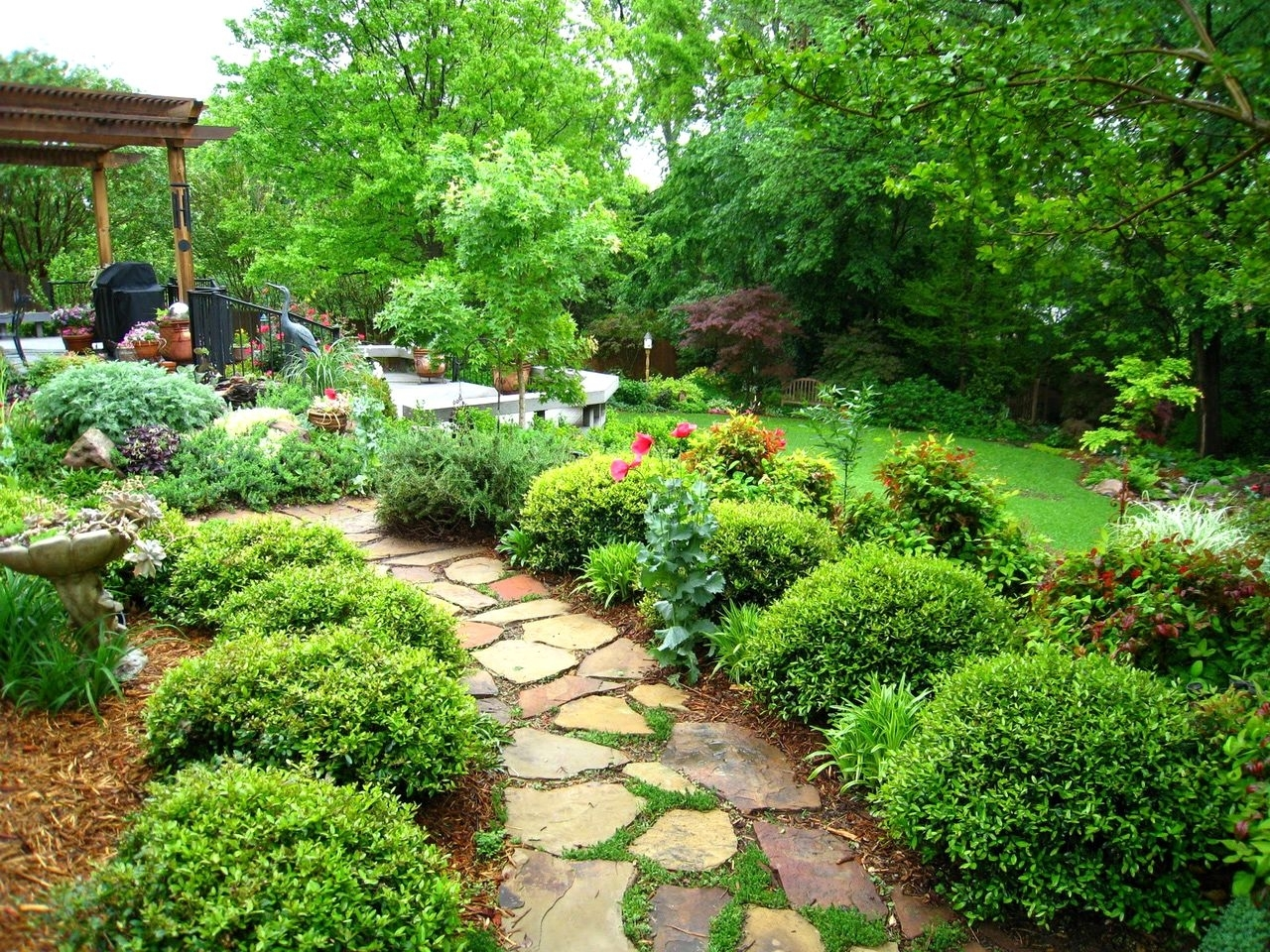 Image of: Landscaping Ideas For Backyard Hills The Garden Inspirations Regarding Landscaping Ideas For Hills Wonderful Landscaping Ideas For Hills