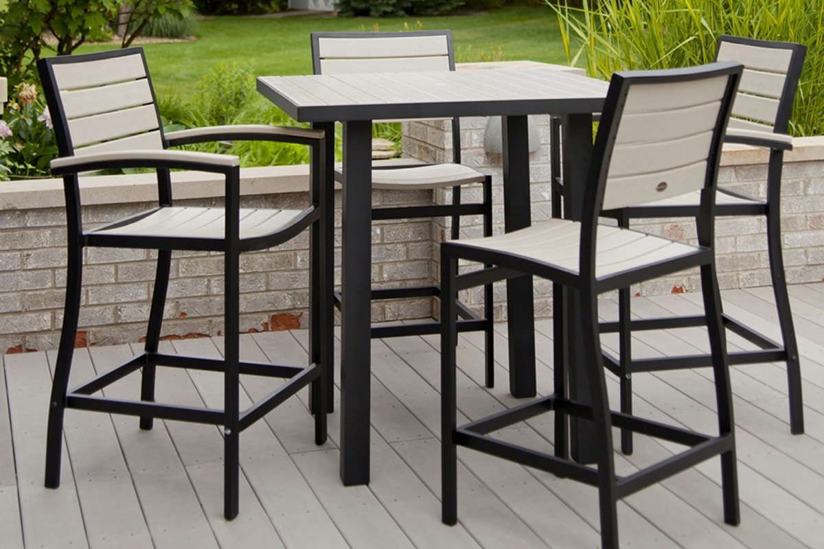 Image of: Outdoor Living Inside Bar Stool Outdoor Furniture