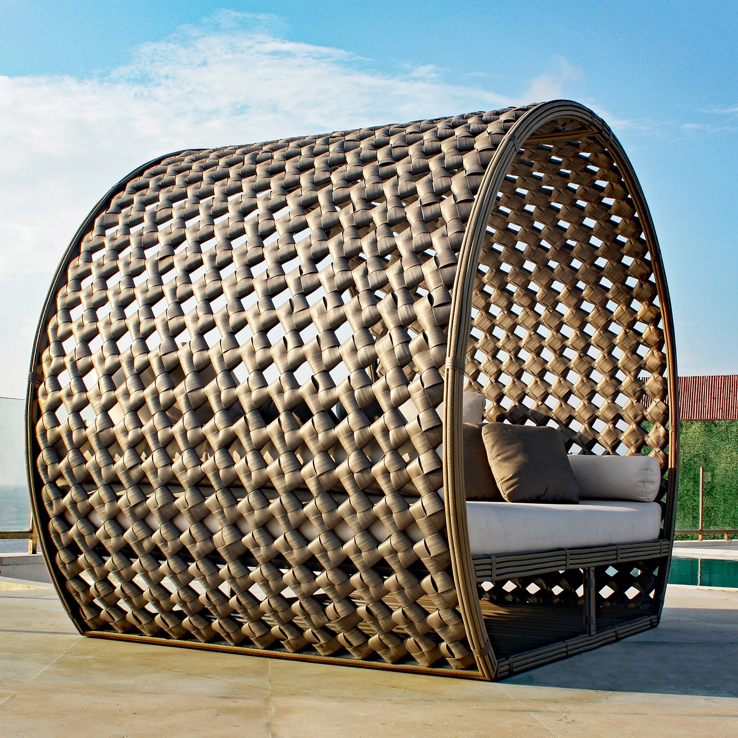 Image of: Moonlight Commercial Outdoor Hospitality Furniture