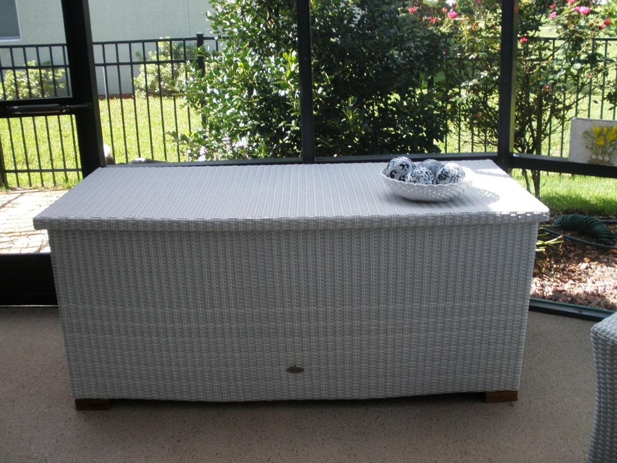 Image of: Outdoor Cushion Storage Box Nz Home Design Ideas With Storage For Outdoor Cushions Store Storage For Outdoor Cushions