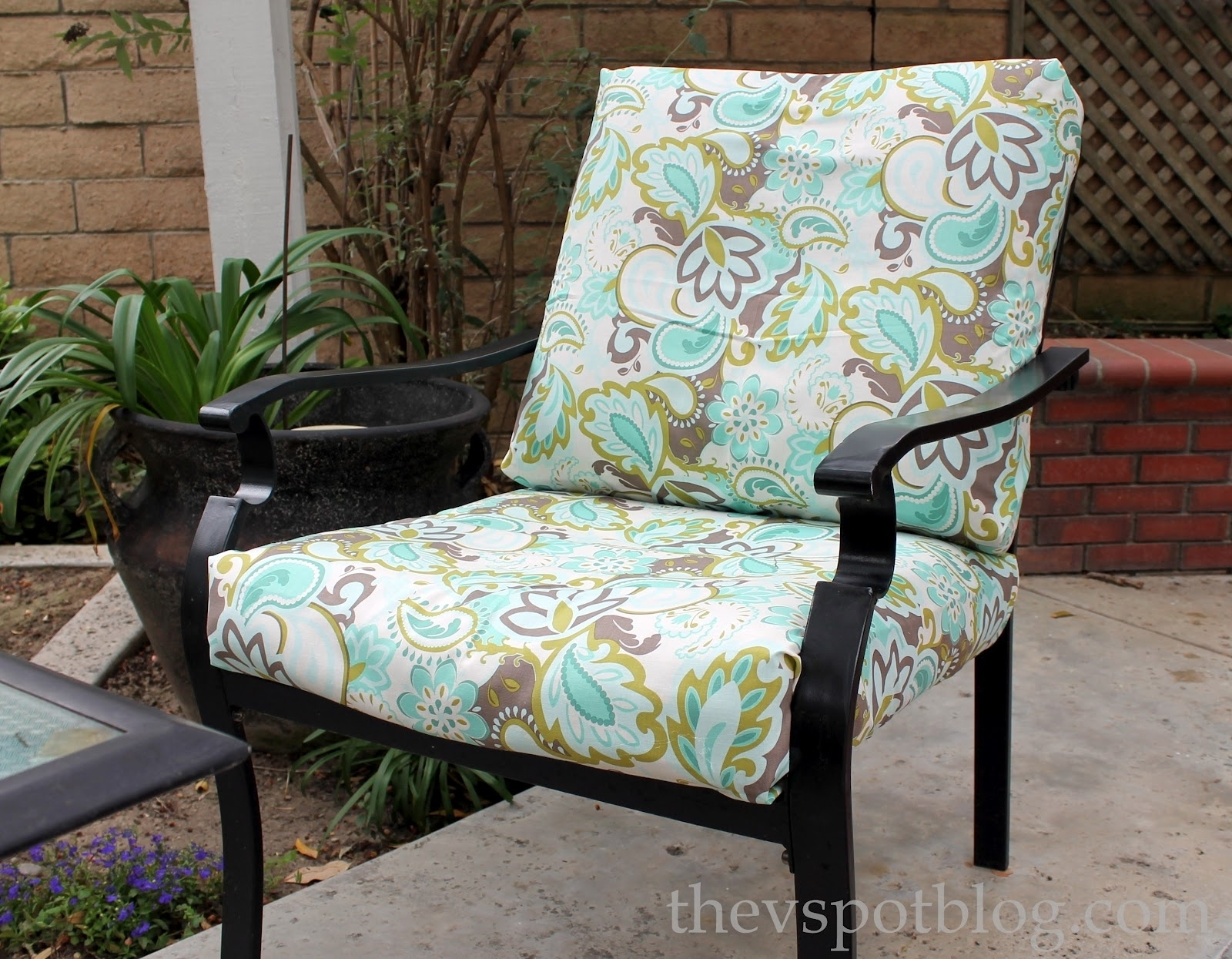 Outdoor Wicker Chair Cushions Modern Design Ideas Pertaining To Outdoor Wicker Furniture Cushions Warmth Outdoor Wicker Furniture Cushions