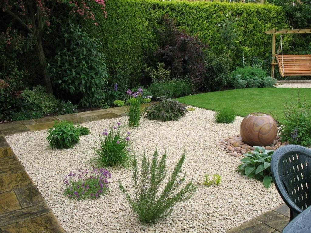 Image of: Pea Gravel Landscaping Ideas Designs Ideas And Decor Intended For Gravel Landscaping Ideas Gravel Landscaping Ideas Fresh