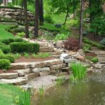 Pictures Of Sloped Backyard Landscaping Ideas Backyard Fence Ideas Inside Landscaping Ideas For Hills Wonderful Landscaping Ideas For Hills